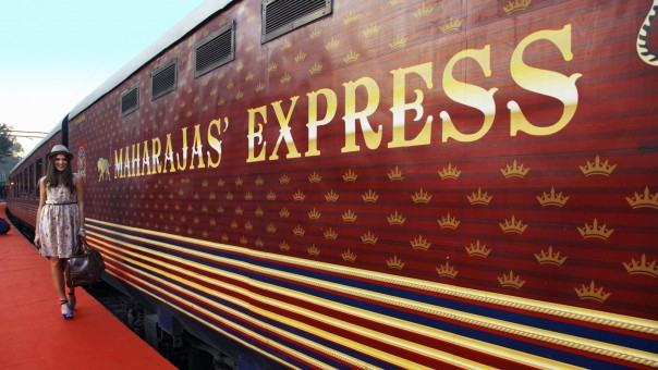Train Maharajas Express