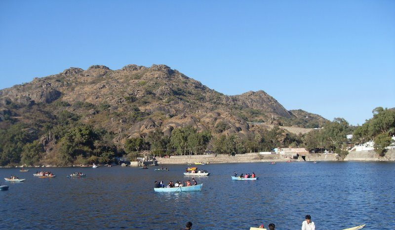 Nakki Lake Mount Abu