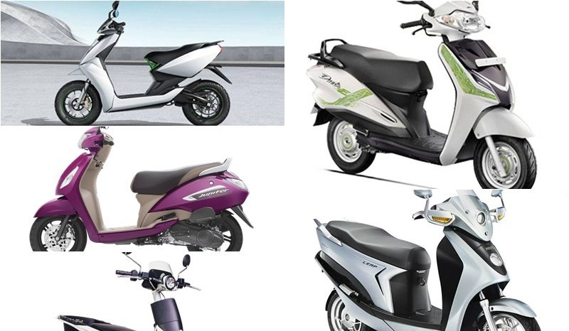 Electric Scooters in India
