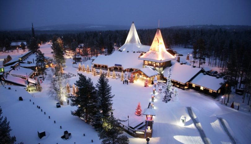 Places to Celebrate Christmas