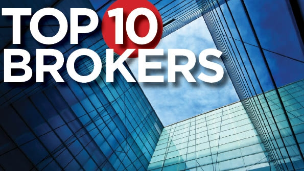 top 10 stock brokers
